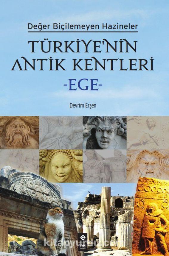 Türkiye'nin Antik Kentleri - Ege - Devrim Erşen pdf epub