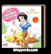 Disney Ilk Boyama Kitabım Pamuk Prenses Ve Yedi Cüceler