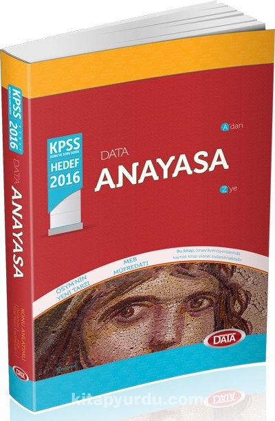 2016 KPSS Anayasa Konu Anlatımlı - Turgut Meşe pdf epub