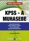KPSS-A Muhasebe Konu Anlatımlı