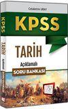 2016 KPSS Tarih Açıklamalı Soru Bankası
