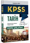 2016 KPSS Tarih Konu Anlatımlı