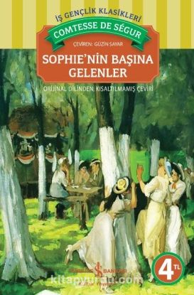 Sophie'nin Başına Gelenler (karton kapak) - Comtesse De Segur pdf epub