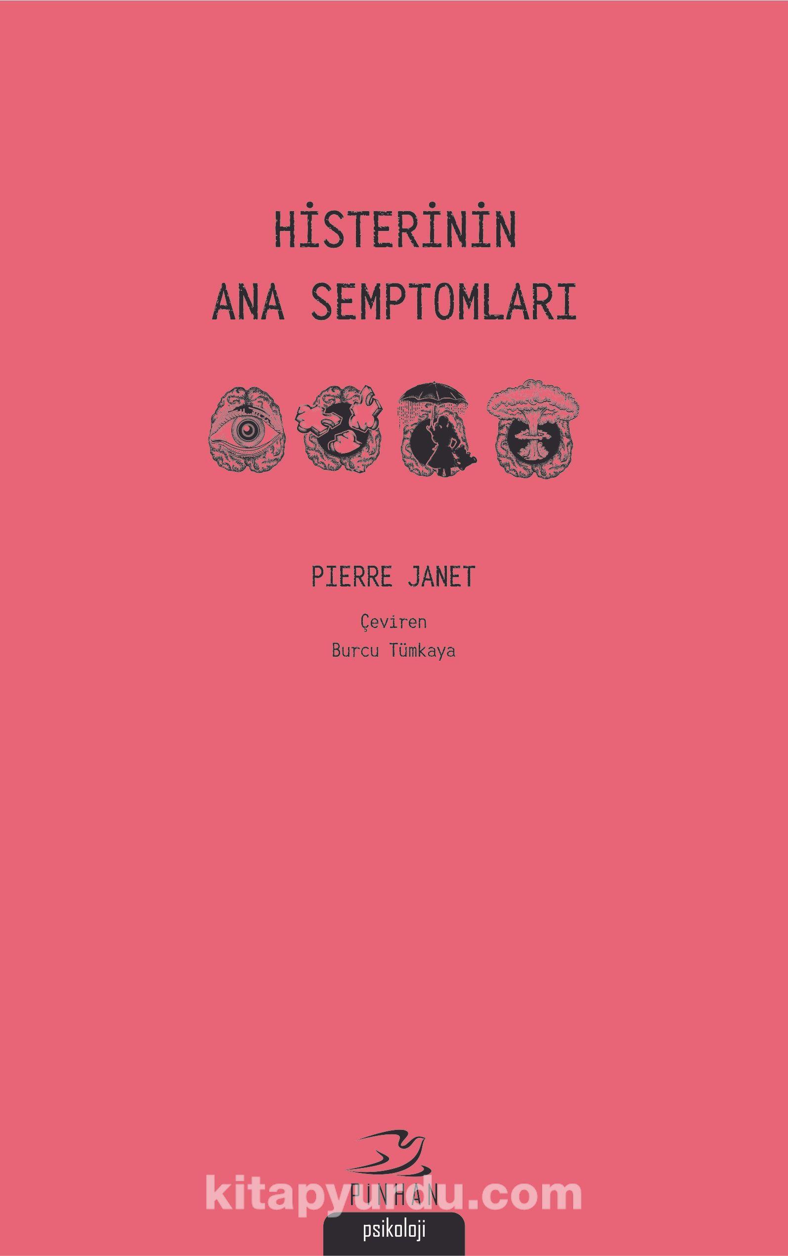 Histerinin Ana Semptomları - Pierre Janet pdf epub