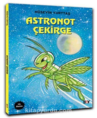 Astronot Çekirge - Hüseyin Yurttaş pdf epub