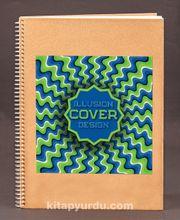 Bookinzi Okul Defteri (Taslamalı) 80gr. 70 yaprak A4 Çizgili - İllüzyon Serisi - 03