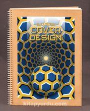 Bookinzi Okul Defteri (Taslamalı) 80gr. 70 yaprak A4 Çizgili - İllüzyon Serisi - 07