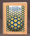 Bookinzi Okul Defteri (Taslamalı) 80gr. 70 yaprak A4 Çizgili - Optik İllüzyon Serisi - 08