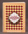 Bookinzi Okul Defteri (Taslamalı) 80gr. 70 yaprak A4 Çizgili - Optik İllüzyon Serisi - 09