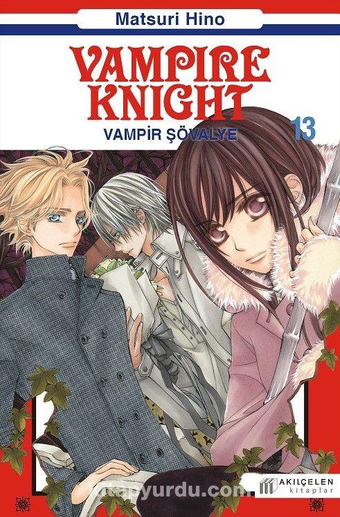 Vampir Şövalye 13Vampire Knight