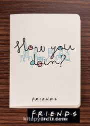 Friends - How You Doing? - Dokun Hisset Serisi (AD-FR008) Lisanslı Ürün