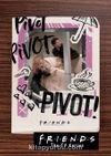 Friends - Pivot - Dokun Hisset Serisi (AD-FR007)
