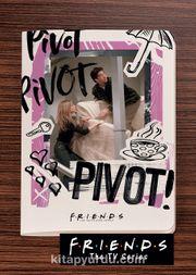 Friends - Pivot - Dokun Hisset Serisi (AD-FR007) Lisanslı Ürün