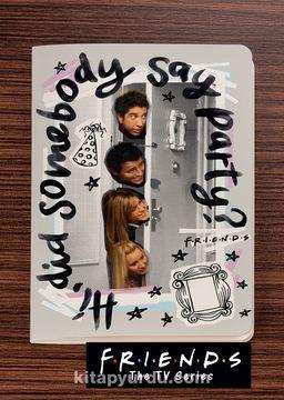 Friends - Party - Dokun Hisset Serisi (AD-FR006) Lisanslı Ürün