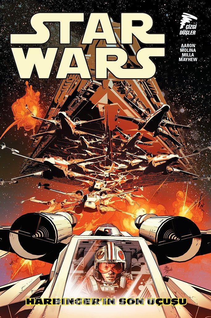 Star Wars Cilt 4Harbinger'ın Son Uçuşu - Jason Aaron pdf epub