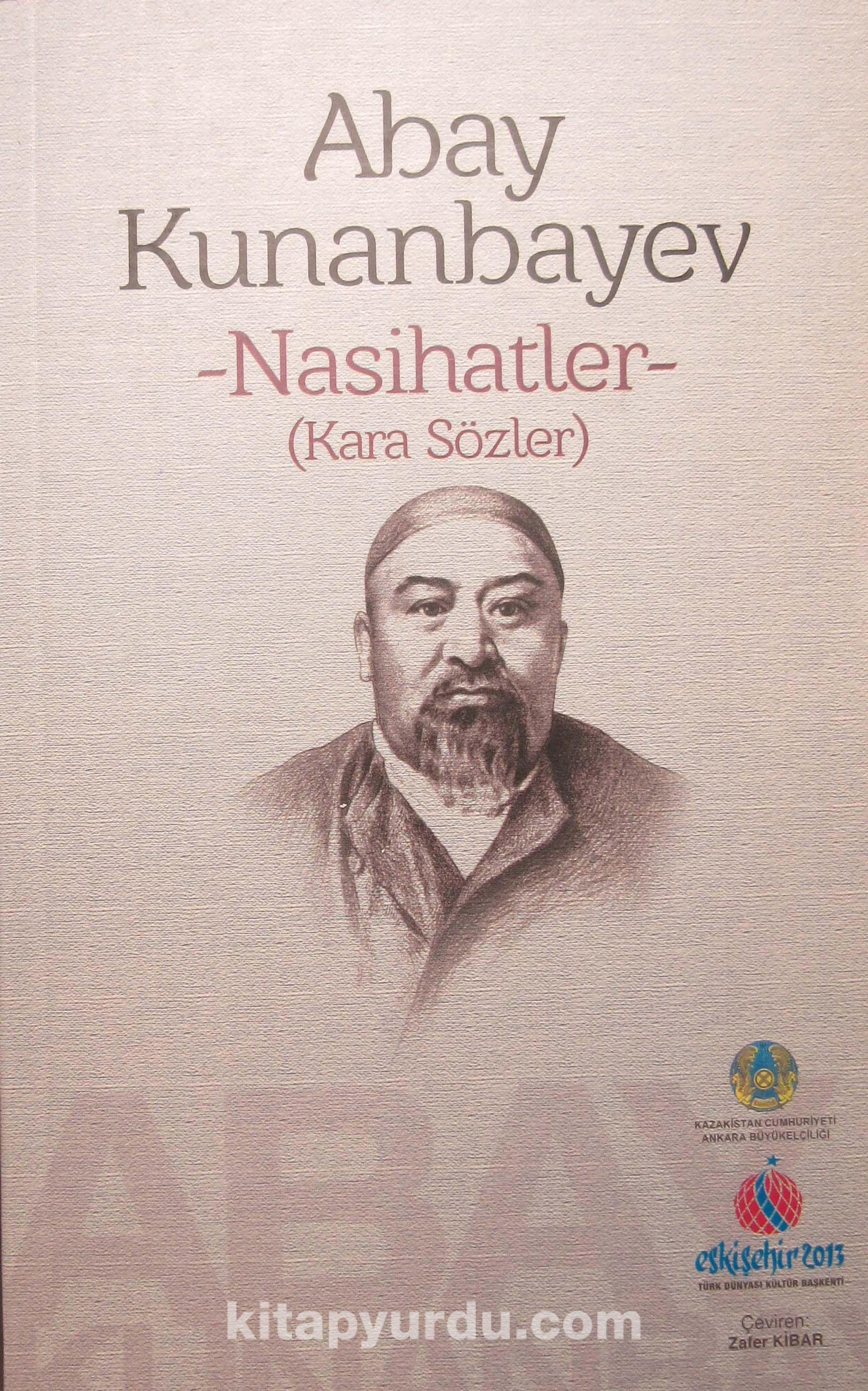 Nasihatler (Kara Sözler) - Abay Kunanbayev pdf epub