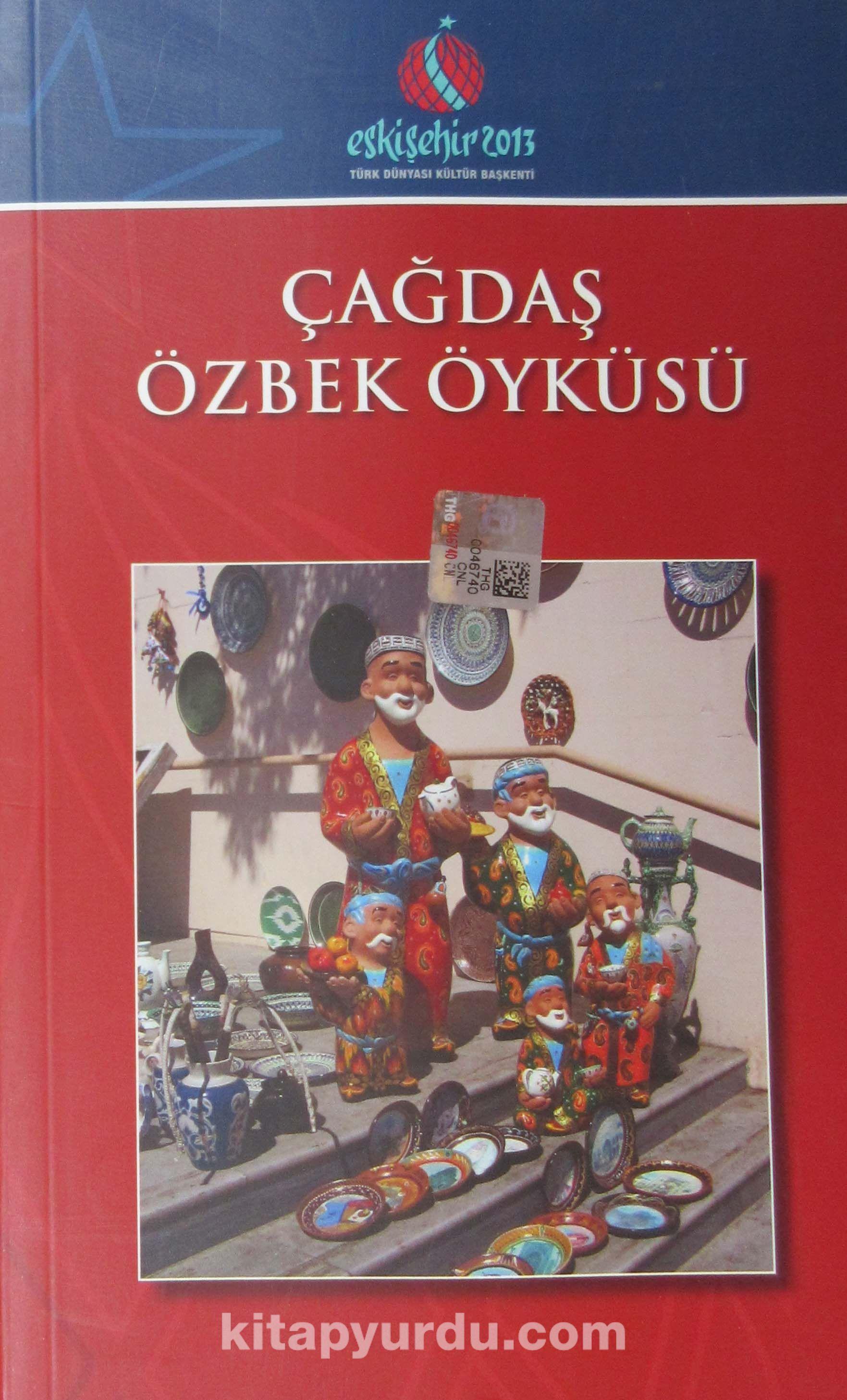 Çağdaş Özbek Öyküsü - Kollektif pdf epub
