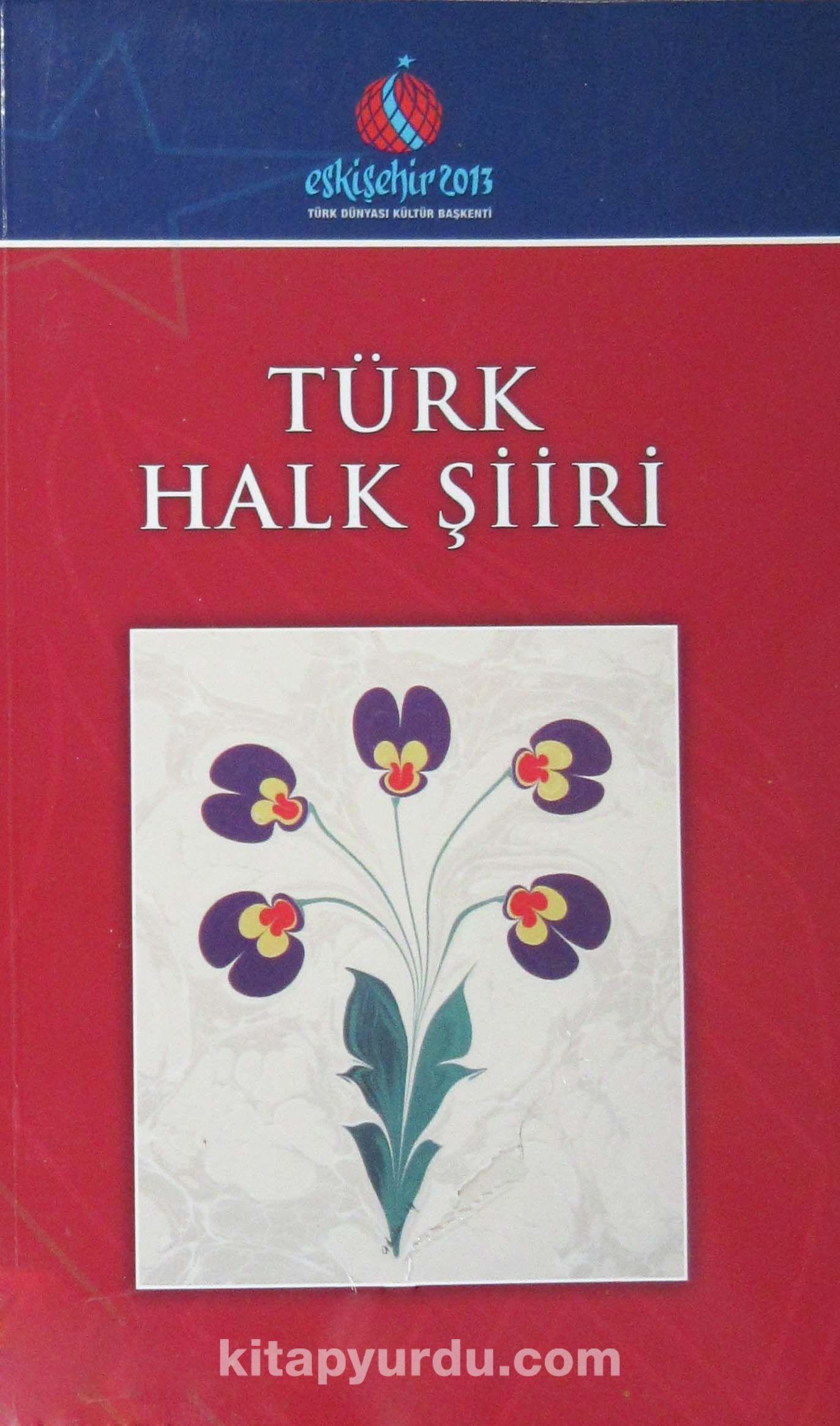 Türk Halk Şiiri - Kollektif pdf epub