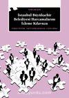 Stk'lar İçin İstanbul Büyükşehir Belediyesi Harcamalarını İzleme Kılavuzu