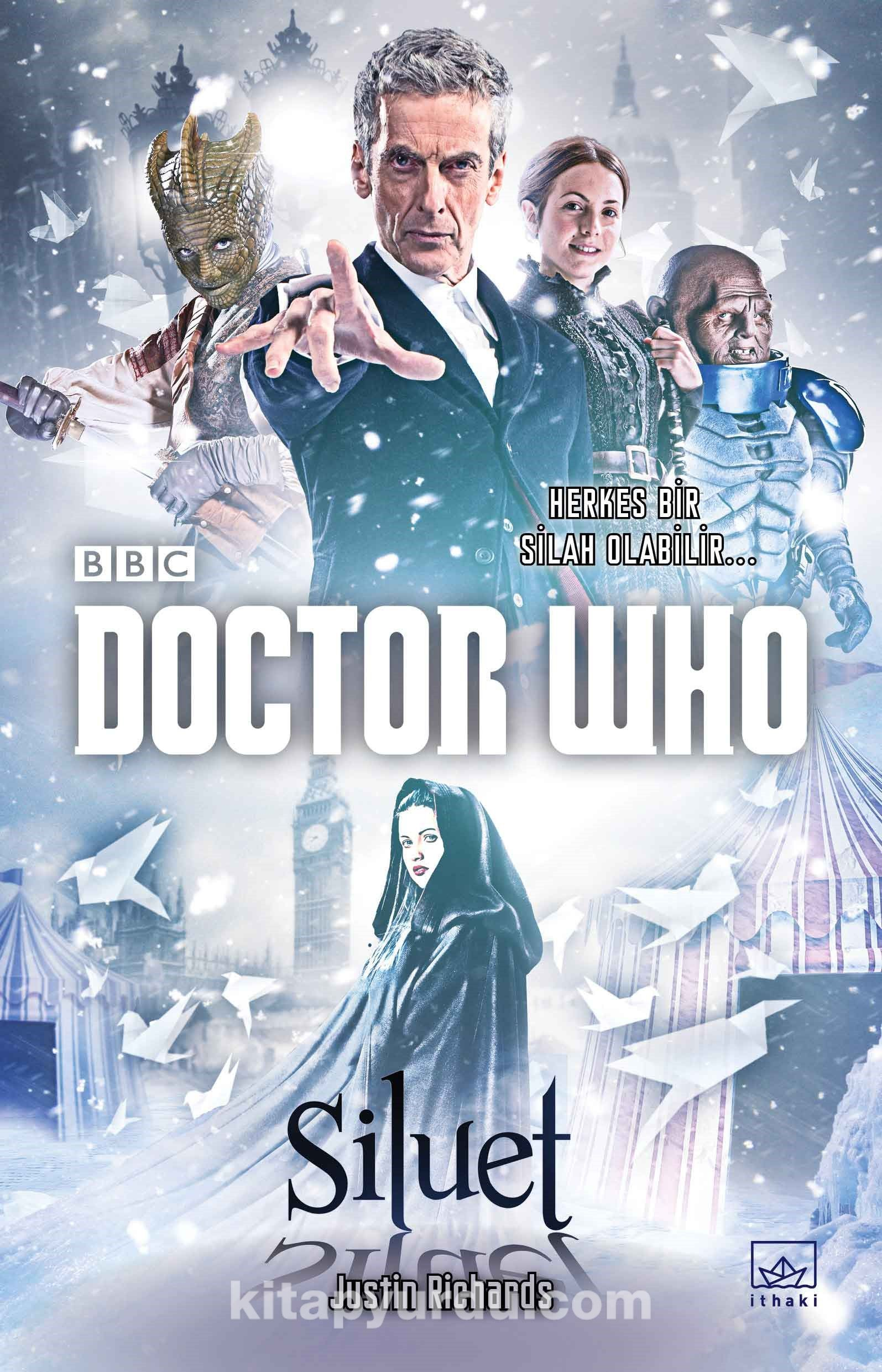 Doctor Who Siluet - Justin Richards pdf epub