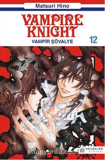 Vampir Şövalye 12Vampire Knight