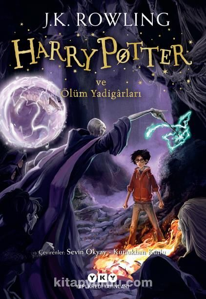Harry Potter ve Ölüm Yadigarları PDF Kitap İndir