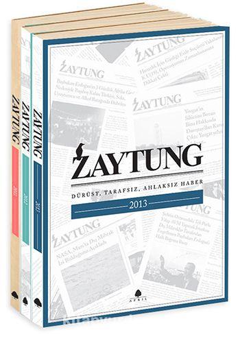 Zaytung Almanak Seti (3 Kitap Takım) - Kollektif pdf epub