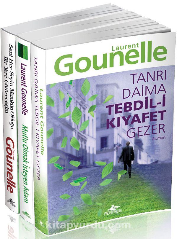 Laurent Gounelle Kitapları Özel Set ( 3 Kitap )