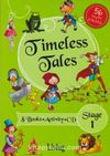 Timeless Tales  / Stage 1 (8 Books+Activity+Cd)