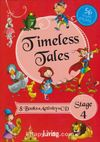 Timeless Tales / Stage 4 (8 Books+Activity+Cd)