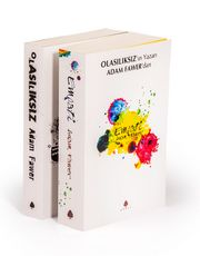 Adam Fawer Seti (2 Kitap)