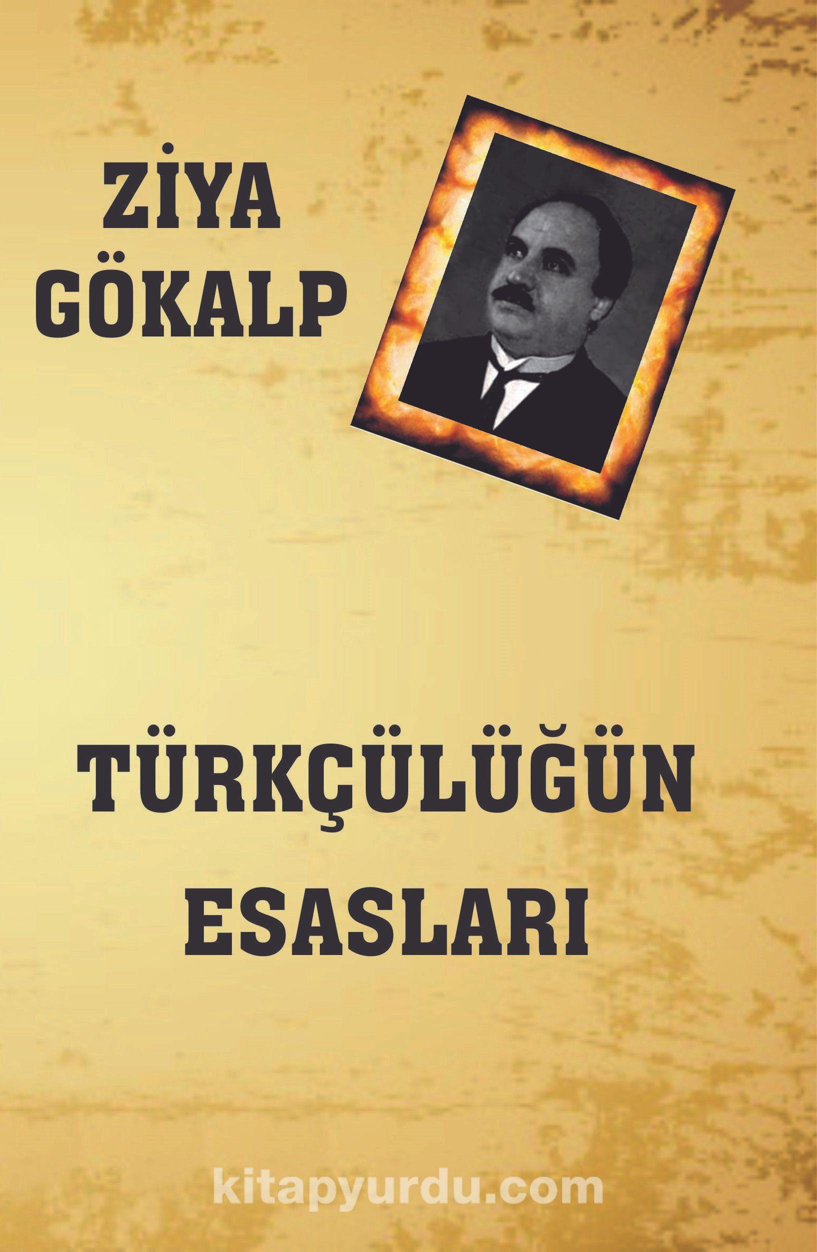 TürkçülüğünEsasları - Ziya Gökalp pdf epub