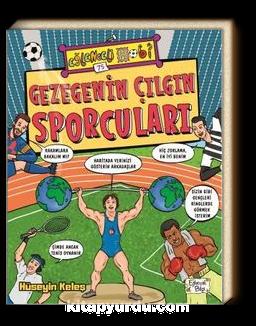 Gezegenin Çılgın Sporcuları
