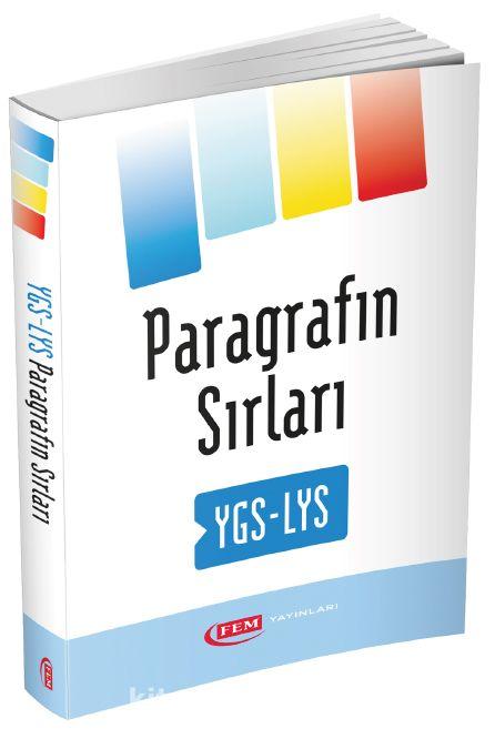 YGS - LYS Paragrafın Sırları - Kollektif pdf epub
