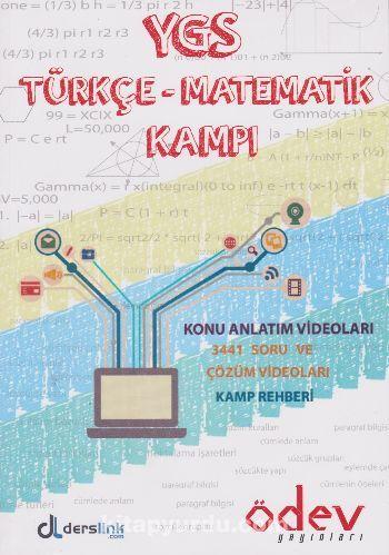 YGS Türkçe Matematik Kampı - Kollektif pdf epub