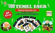 İlköğretim 100 Temel Eser Seti 40 kitap