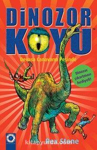 Dinozor Koyu 9 / Devasa Canavarın Peşinde - Rex Stone pdf epub