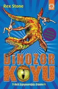 Dinozor Koyu 8 / Deniz Canavarıyla Yüzmek - Rex Stone pdf epub