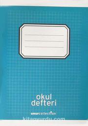 Mynote Okul Defteri (Kareli-A5- 40 Yp.)