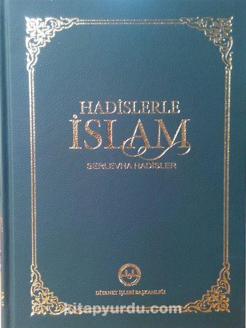 Hadislerle İslam Serlevha Hadisler (Büyük Boy Tek Cilt) - Kollektif pdf epub
