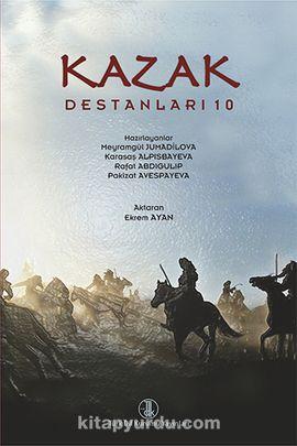Kazak Destanları 10 - Kollektif pdf epub