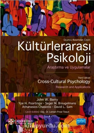 Kültürlerarası PsikolojiAraştırma ve Uygulamalar