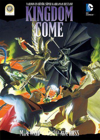 Kingdom Come - Mark Waid pdf epub