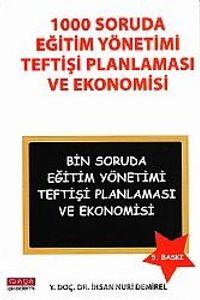 1000 Soruda Eğitim Yönetimi Teftişi Planlaması ve Ekonomisi