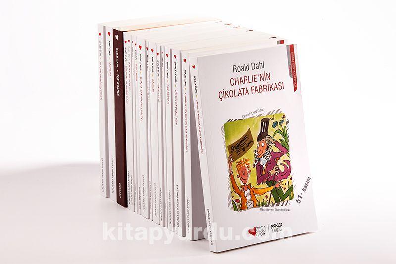 Roald Dahl Seti (16 Kitap) - Roald Dahl pdf epub