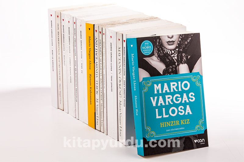 Mario Vargas Llosa Seti (14 Kitap)