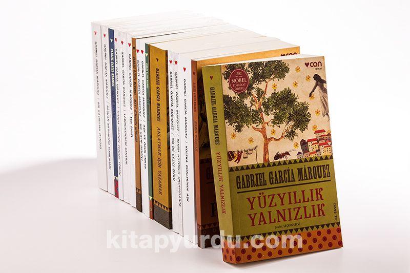 Gabriel Garcia Marquez Seti (16 Kitap)