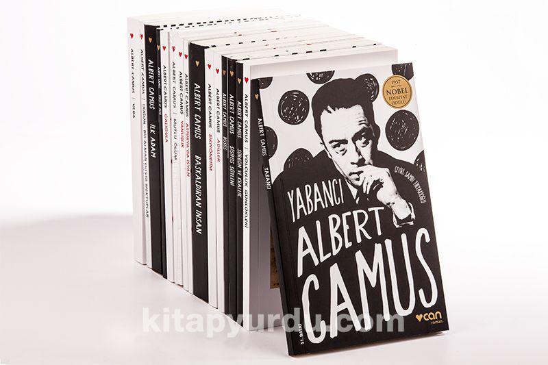 Albert Camus Seti (16 Kitap)