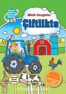 Minik Gezginler / Çiftlikte - Lisa Regan pdf epub