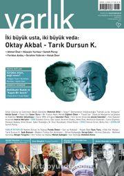 Varlık Aylık Edebiyat ve Kültür Dergisi Ekim 2015